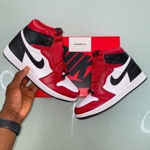 Air Jordan 1 High WMNS 'Satin Snake'